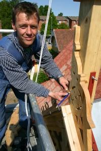 K-märkt Byggnadsvård - Varsam renovering & ombyggnation